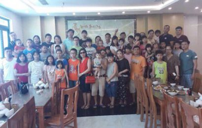 Công đoàn trường tổ chức nghỉ mát hè cho CBVC nhà trường
