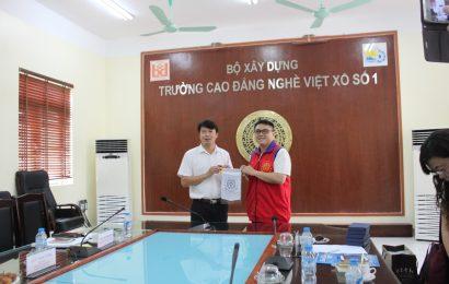 Đoàn khách Trường Đại học mở Cao Hùng và Hội dạy nghề Đài Loan
