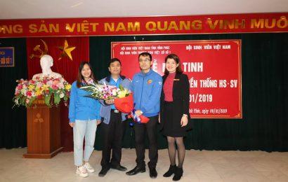 Mít tinh kỷ niệm 69 năm ngày truyền thống học sinh sinh viên
