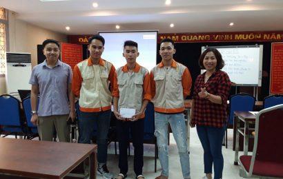 Phong Trào 5S tại trường Cao đẳng nghề Việt Xô số 1