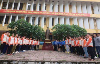Đại hội liên chi đoàn khoa Điện nhiệm kỳ 2019-2022