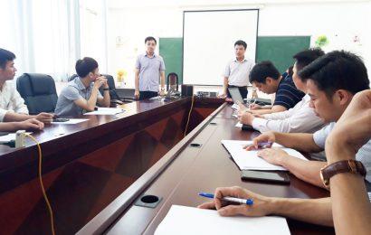 Đào tạo giảng viên năng suất chất lượng chuyên sâu về Kaizen-5S
