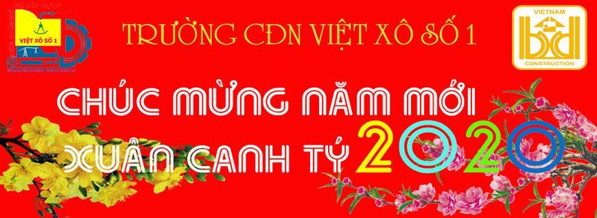 Chúc mừng năm mới xuân Canh Tý 2020