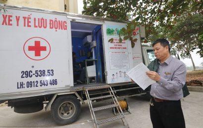 Tổ chức khám sức khỏe cho cán bộ viên chức năm 2019