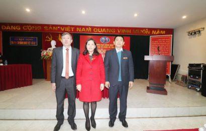 Đại hội chi bộ Tổ chức Kế toán Đại hội mẫu của Đảng bộ Trường Cao đẳng nghề Việt Xô số 1