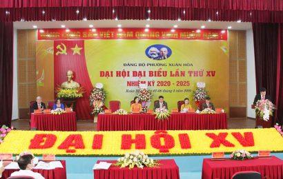 Đảng bộ Thành phố Phúc Yên tổ chức Đại hội điểm
