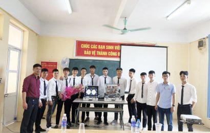 Lễ bảo vệ đề tài tốt nghiệp cho sinh viên  Khóa 41 Cao đẳng và Liên thông