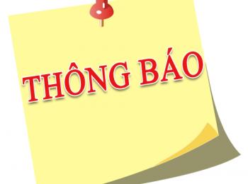 Thông báo tổ chức kì thi năng lực Hoa ngữ (TOCFL) tháng 01/2019