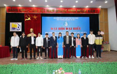 Đại hội đại biểu Hội Sinh viên trường Cao đẳng nghề Việt Xô số 1 lần thứ V, nhiệm kỳ 2020 -2023